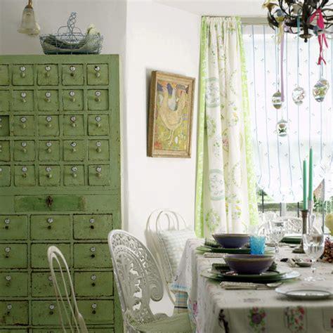 easter inspired folk dining room dining room ideas