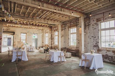 ashdown bee industrial warehouse wedding space