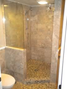25 best ideas about shower no doors on