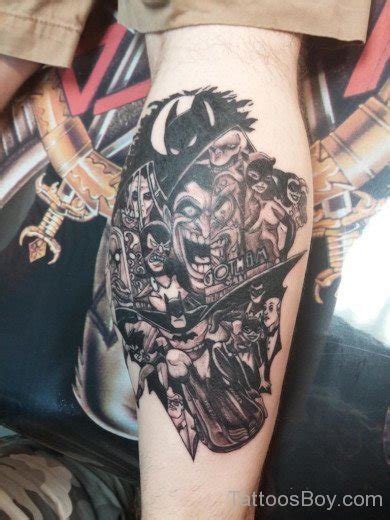 batman armor tattoo batman tattoo on leg tattoo designs tattoo pictures