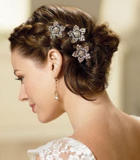 formal side french braid updo french braid prom hairstyles