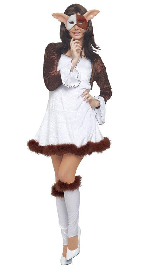 womens gizmo monster costume sexy goldilocks costume ladies womens adult sexy