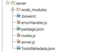 node js layout manager breeze sles todo w node sequelize