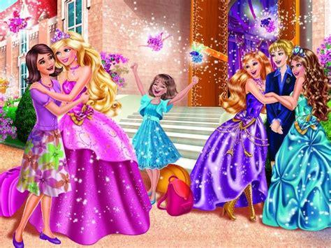 barbie princess images barbie princess charmschool hd my free wallpapers cartoons wallpaper barbie