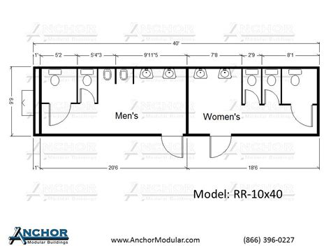 restroom floor plan modular restroom and bathroom floor plans