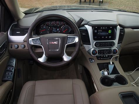 Gmc Yukon 2015 Interior by When Did When Will The 2015 Yukon Be Available 2017