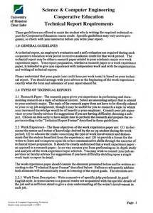Engineering Technical Report Sample Pin Lab Reports Format Examples Cake On Pinterest