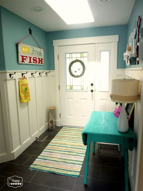 summer tour of homes the hall way the quot i m so ready for summer home tour quot a few updates and