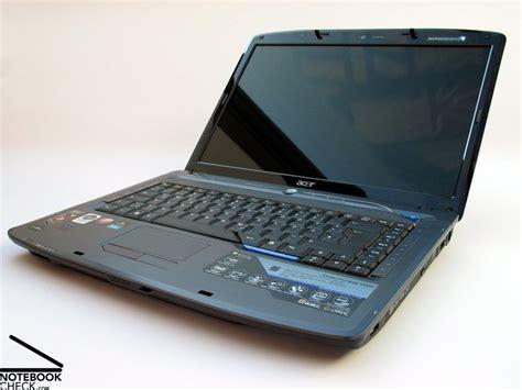 Baterai Asli Notebook Acer 4930 review acer aspire 5530g notebook notebookcheck net reviews
