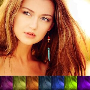 change hair color photo editing of hair color changer download hair color changer editor for pc