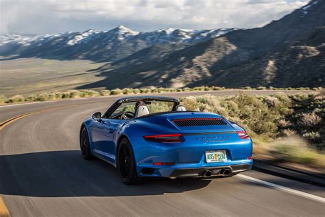 2018 Porsche 911 Gts by 2018 Porsche 911 Gts Review