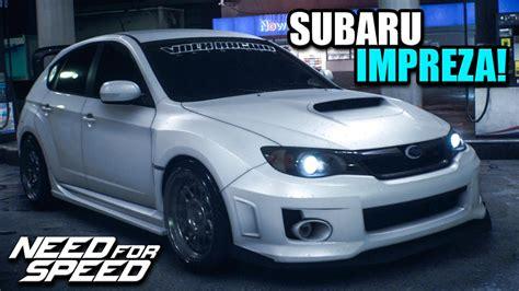 subaru hatchback custom rally nfs 2015 custom cars rally stanced subaru impreza wrx