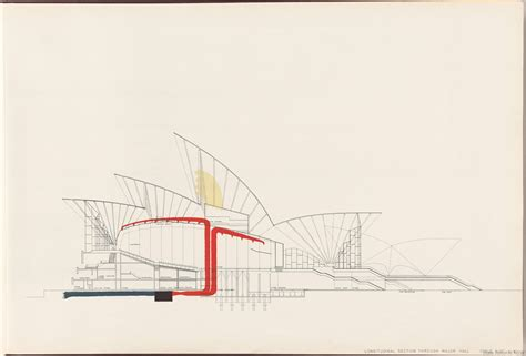 Opera Sections by Sydney Opera House The Book State Records Nsw