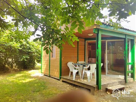 Location Bungalow dans un camping à Montricoux IHA 54548