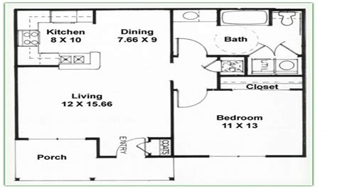 2 Bed 2 Bath House Plans by 2 Bedroom 1 Bath Floor Plans 2 Bedroom 2 Bathroom 3