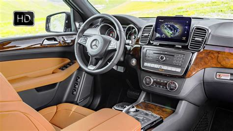 benz jeep inside 2017 mercedes benz gls class 350d 4matic suv interior