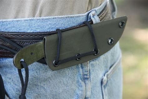 horizontal carry knife horizontal carry knife lucas forge