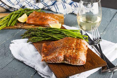salmon in oven cedar plank salmon recipe oven