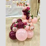 Quinceanera Balloon Centerpieces | 1104 x 1487 jpeg 212kB