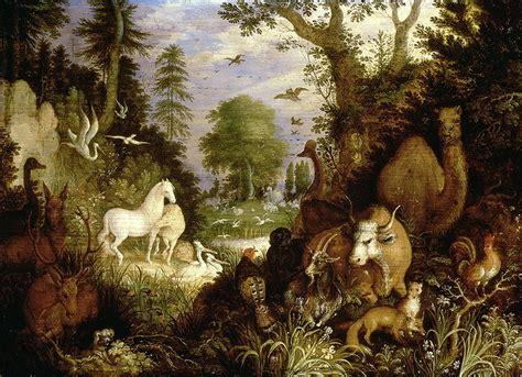 what happened to the garden of eden