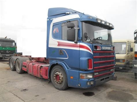 scania     cab chassis truck  poland  sale  truck id
