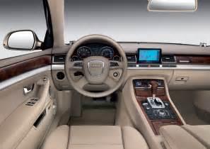 Audi Interiors Katha Pollitt Audi A7 Interior
