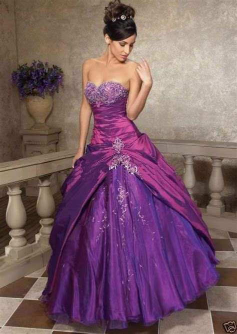 Purple Wedding Dress by Purple Wedding Dress Knitting Gallery