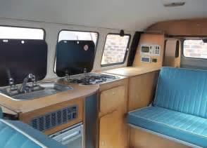 Vw Camper Van Interior Vw Bus Camper Interior