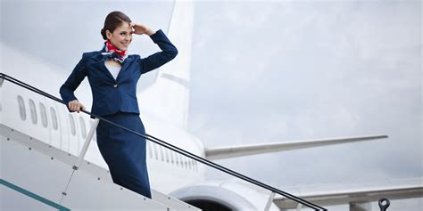 this is why flight attendants keep their arms their