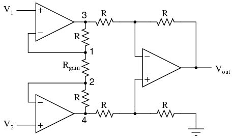 integrated circuit instrumentation lifier the instrumentation lifier operational lifiers electronics textbook