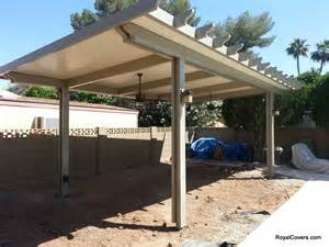 Awnings Direct Freestanding Alumawood Cover