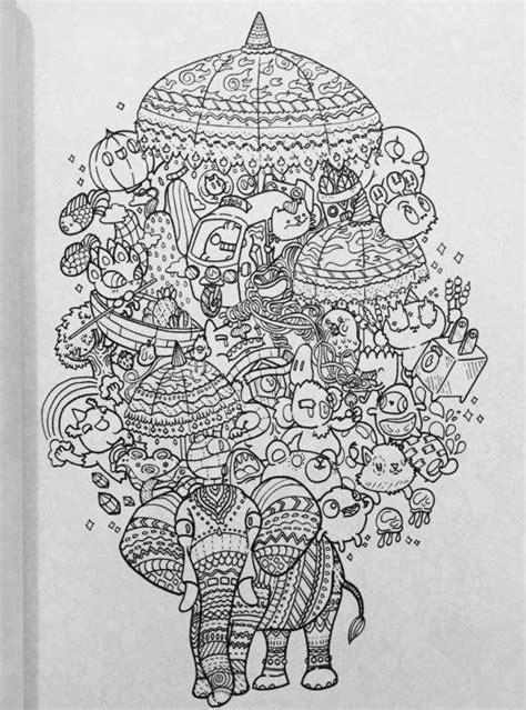 doodle chaos zifflins coloring amazon com doodle chaos zifflin s coloring book volume 3 9781523834778 zifflin irvin