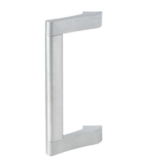 10 inch contemporary commercial offset door pull global