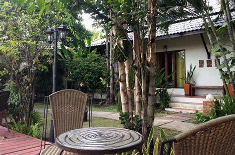 Courtyard Designs baan thai house ayutthaya garden villa