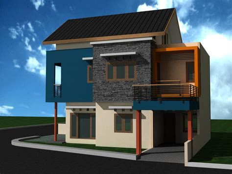 gambar rumah minimalis 160911 rancangan rumah dan tata ruang