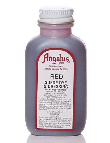 angelus paint glasgow buddha offers diyers angelus leather and suede dye