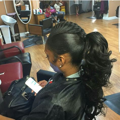 hump weeve hairstyle hump with ponytail hairstyle fade haircut