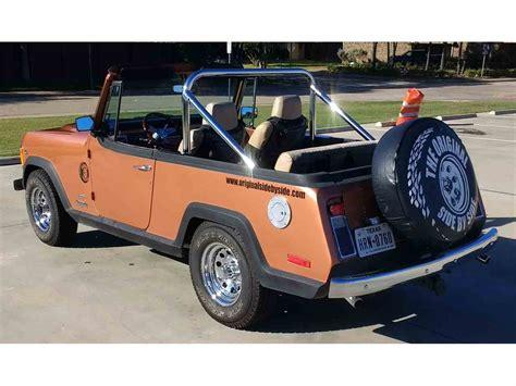 1973 jeep commando for sale 1973 jeep commando for sale classiccars com cc 1034911