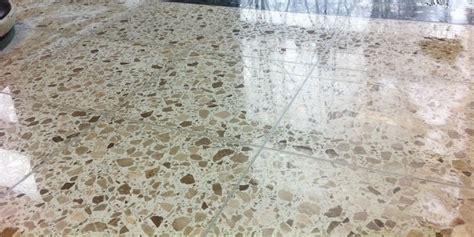 Terrazzo Schleifen Polieren schleifen von terrazzo terrazzoplatten
