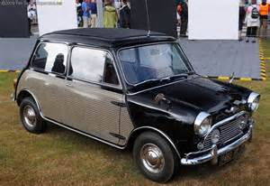 1963 hooper mini cooper mini supercars net
