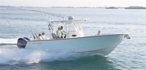 sea born boat construction sea born 2018 sx281 center console offshore fishing boat