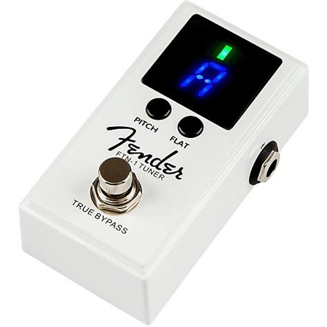 Musicians Friend Fender Giveaway - fender ftn 1 pedal guitar tuner 49 99 fs at musicians s friend dotd
