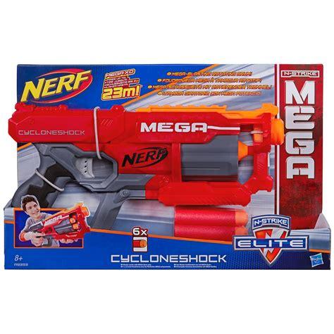 Nerf N Strike Elite Mega Cycloneshock Blaster 9 Kg blasterparts nerf n strike elite mega cycloneshock