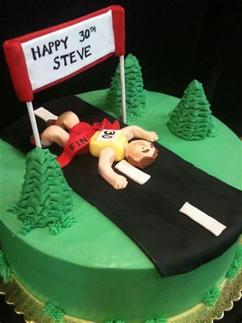 imagenes de happy birthday runner runners cake flickr photo sharing