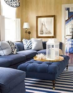 room ottoman ideas white un juego de sofas azul son el complemento perfecto para crear un