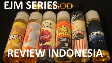Ejm Donnuts ejm series c r e a m kettlecorn donut milkshakeman review indonesia