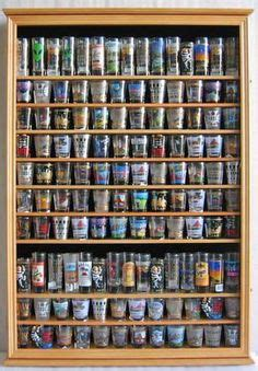 Shot Glass Display Ideas On Pinterest Mini Liquor