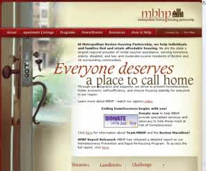 mbhp housing mbhp org mbhp metropolitan boston housing partnership