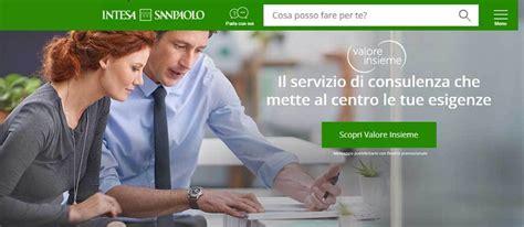 Banca Intesa San Paolo by Banca Intesa Sanpaolo Recensione E Prodotti Finanziari