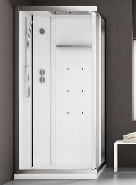 cabina doccia 100x80 cabine doccia idromassaggio e sauna novabad
